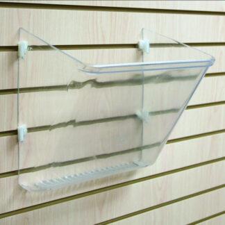 Modern Retail Display - Acrylic Organizer Bin