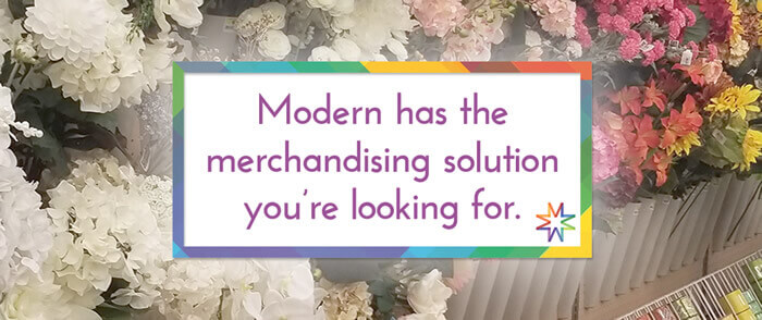 Modern Retail Solutions has the merchandising solution you're looking for.
