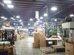 Modern Retail Solutions - Retail Display and Retail Fixture Manufacturing Facility