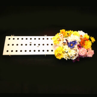 Modern Retail Display - Carboard Floral Bush Display Shelf