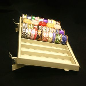 Modern Retail Display - Ribbon Trays and Tape Trays