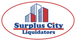 Surplus City Liquidators uses our retail display products.