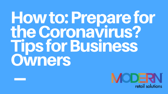 prepare for the coronavirus